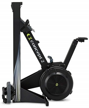 Concept2 Model E Indoor Rowing Machine PM5 review