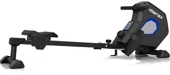Merax Magnetic Exercise Rower Adjustable Resistance