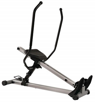Sunny Health & Fitness Incline Full Motion Rowing Machine