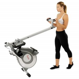 Sunny Health & Fitness Magnetic Rowing Machine SF-RW5515 review