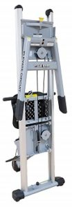 Total Gym Row Trainer, Silver & Black review