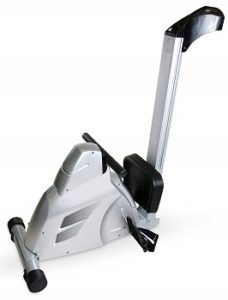 Velocity Exercise Magnetic Rower gray
