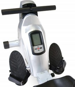 Velocity Exercise Magnetic Rower gray review
