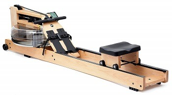 WaterRower Beech Wood Natural Rowing Machine with S4 Monitor review