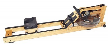 Waterrower Rowing machine Ash review